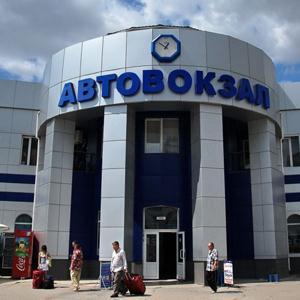 Автовокзалы Обливской