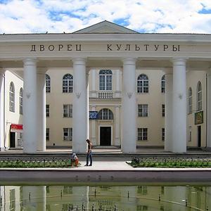 Дворцы и дома культуры Обливской