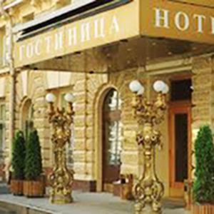 Гостиницы Обливской