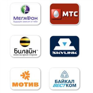 Операторы сотовой связи Обливской