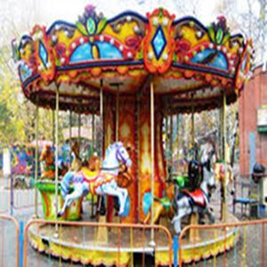 Парки культуры и отдыха Обливской