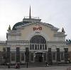Железнодорожные вокзалы в Обливской