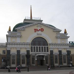 Железнодорожные вокзалы Обливской